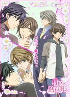 Junjou Romantica one of my first yaoi and one of my favorites. :)