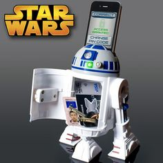 Hucha inteligente R2-D2 para iPod iPhone y Android   Tecniac