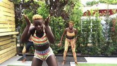 KUKUWA® AFRICAN DANCE WORKOUT - LET'S SHINE 15 MINS After Workout Stretches, 15 Min Workout, Ab Core Workout, Workout Videos, Free Workout, Cool Down Exercises, Good Mornings Exercise, Sport, African Dance