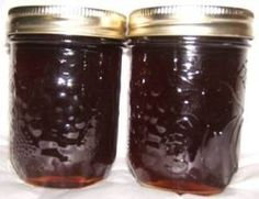 DR PEPPER JELLY == UNITS US 3 cups Dr. Pepper cola dry pectin (a small box) cup lemon juice 3 drops red food coloring (optional) 3 cups sugar paraffin wax =============== Canning Tips, Canning Recipes, Top Recipes, Easy Recipes, Recipies, Pepper Jelly Recipes, Homemade Jelly, Homemade Spices, Canned Food Storage