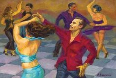 Now ANYONE Can Learn Salsa Quickly From Home!