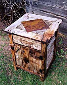 Low Barnwood Cabinet.