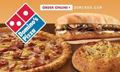 Dominos provide pizzas at very reasonable price. They also provide some coupons for some extra discount. If you want to get an extra discount on all dominos pizzas you can visit Preview Coupons.