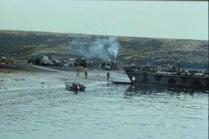 British landing San Carlos, Falklands war, pin by Paolo Marzioli