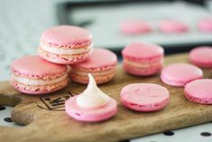 Basis Recept Macarons