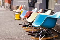 Why is no one on their rocker? #design