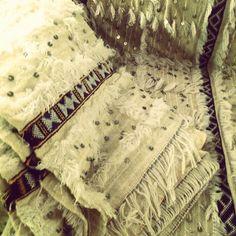 Berber Wedding Pillow by Kahina Living Beauty
