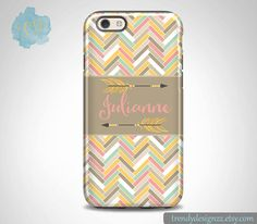 Monogram iPhone 6 case Personalized iPhone 6s by TrendyDesignzz