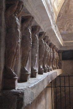 Bath house - Tepidarium - Pompeii