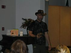 https://flic.kr/p/sbxYML | Animal World Experience 2015 | Matt from Animal World Experience introduced children to a variety of animals and their winter adaptations!  February 2015.