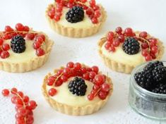 Mini Tart, Sweet Desserts, Other Recipes, Cheesecake, Food And Drink, Anna, Deserts, American Cheesecake, Biscuits