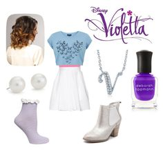 """A los 4 Vientos Outfit"" by theodora2707 on Polyvore"