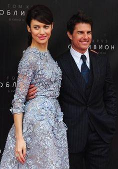 Olga Kirilenko and Tom Cruz