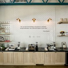 The now landmarked building has been reborn as a light-filled global music hub, complete with music library, live performance spaces, DJ booths, open office workstations and the first-ever coffee retail concept for noted Italian espresso machine maker La Marzocco.