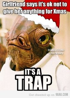 "raise your hand if you read ""its a trap"" it that guys voice. =)"