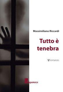 Massimiliano Riccardi    Infinitesimale: ri Lancio di TUTTO È TENEBRA