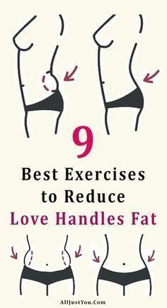 9 Best Exercises to Reduce Love Handles Fat #health Beauty #fatlose #weightloss #diy #workout #lovehandles