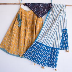 CHHAPA is a Rejuvenation of Hand Block Printing with the mission to deliver Environment Friendly & Socially Responsible Style Statement. Navratri Dress, Girls Dresses Sewing, Indian Girls, Indian Dresses, Women's Fashion, Fashion Design, Sustainable Fashion, Lehenga, Blouses
