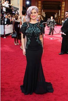 Love it! 2012 Oscars fashion - Kelly Osbourne in Badgley Mischka