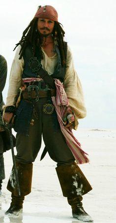 The 13 Best Jack Sparrow Costume Ideas Images On Pinterest Captain