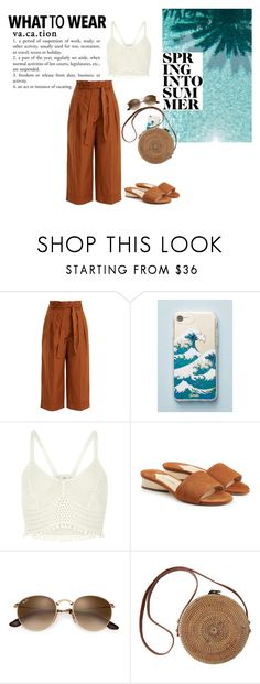 """""""Need Vacation"""" by callmelightning on Polyvore featuring moda, MaxMara, Sonix, River Island e Paul Andrew"""