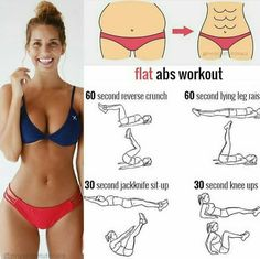 Flat abs workout for Women! Follow us (@gymethods) for the best daily workout tips  ⠀  All credits to respective owner(s) // @creatorofthings Tag a friend who'd like these tips  . . . #flatabs #abs #ab #fitness #fitgirls #healthy #diet