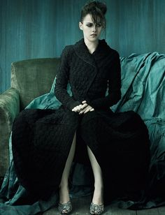Kristen Stewart for Vogue Italia