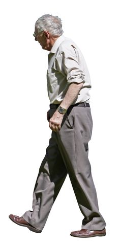 Elderly man walking Highways Agency/CC-Attribution People Walking Png, People Png, Walking Man, People Cutout, Cut Out People, Figure Reference, Art Reference Poses, Render People, Architecture People