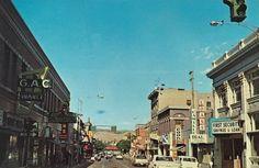 West Center St. Pocatello, Id. 1960