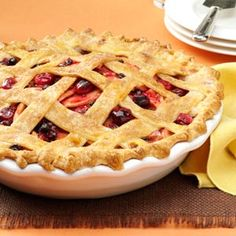 Cranberry-Apple Latt