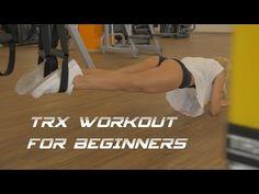 Full Body TRX Workout (TOP 6 EXERCISES!!) - YouTube