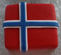 17 mai cake!
