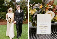 Art Deco Wedding Inspiration — Josh Gruetzmacher Fine Art Wedding Photography