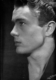 James Dean's great profile