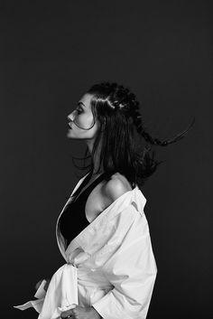 Фиби Тонкин — Фотосессия для «Gritty Pretty» 2015 – 2