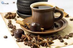 Café de olla Coffee Beans, Coffee Cups, Coffee Design, Coffee Love, Candy, Tea, Mugs, Tableware, Graphics