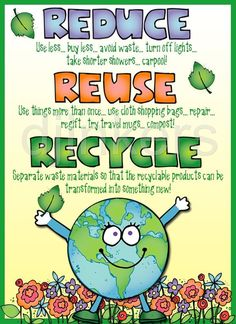 Made using clip art from DJ Inker's Kidoodlez Science & Math collection. Made using clip art from DJ Inker's Kidoodlez Science & Math collection. Earth Day Projects, Earth Day Crafts, Math Clipart, Science Clipart, Earth Day Posters, Earth Day Quotes, Earth Poster, Dj Inkers, Diy Recycling