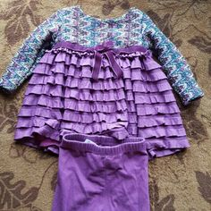 Purple baby girl outfit - Mercari: Anyone can buy & sell