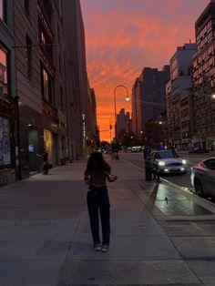 Nyc At Night, Manhattan Nyc, New York City, Sunrise, City Sunset, Street View, Ice Cream, Outfit, No Churn Ice Cream