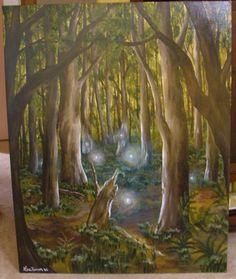 Fairy Forrest by Lara Hannam