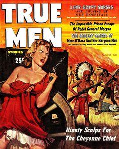 true men magazine - Google Search