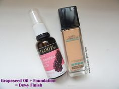 Beauty-Uses-of-Grape-seed-Oil Oil Benefits, Beauty Review, Seed Oil, Shampoo, Foundation, Bottle, Blog, Flask, Blogging
