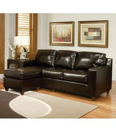 Discount living room furniture: Vogue sectional sofa by Acme Furniture
