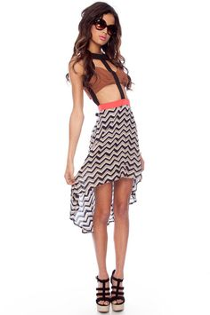 cage dress by lush
