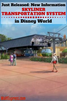 We have more details that have just been announced in Just Released: New Information on the Disney Skyliner Transportation System. Walt Disney World Rides, Disney World Transportation, Disney World Florida, Disney World Tips And Tricks, Disney Tips, All Family, Family Travel, Disney World Hollywood Studios, Disney Specials