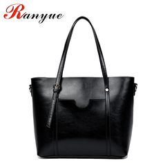 RANYUE New Arrive Women Shoulder Bag PU Leather Women Handbag Vintage Messenger Bag Crossbody Bags For Women Luxury Brand Mujers