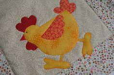 for my chicken luvin' friends!