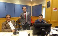 Rádio Base: Ouça o Jornal Primeira Hora, da Rede Bandeirantes,...