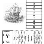This is a Columbus Day themed ABC order sheet so students can get in some extra practice. They just cut out the words and glue them in ABC order. S...