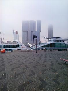 ROTTERDAM OMA Rem Koolhaas .léa.